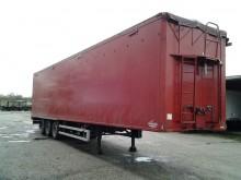 used Serrus moving floor semi-trailer
