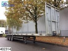used Samro flatbed semi-trailer