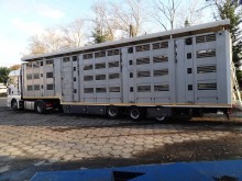 used Menke hog semi-trailer