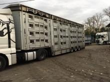 semi remorque bétaillère Pezzaioli occasion