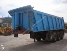 used Groenewegen tipper semi-trailer