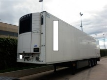 used Schmitz Cargobull double deck refrigerated semi-trailer