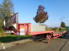 Nooteboom 4-Axle Lowbed / BPW Axles semi-trailer