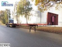 Nooteboom open laadbak Min 13.62 mtr Max 21.48 mtr. semi-trailer