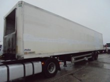 Trax Lamberet (ISOLATED BOX DOUBLE TIRE) semi-trailer