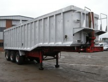 used Wilcox cereal tipper semi-trailer