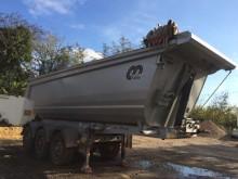 used Menci tipper semi-trailer
