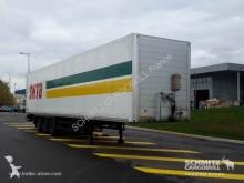 semi remorque Schmitz Cargobull Fourgon express Porte relevante Hayon