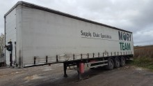 used Samro tautliner semi-trailer