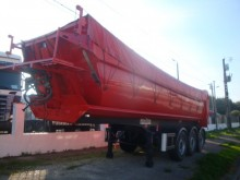 used Robuste Kaiser half-pipe semi-trailer