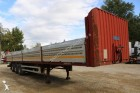 used Viberti tarp semi-trailer