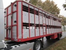used Jumbo livestock semi-trailer