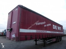 used Renders tautliner semi-trailer