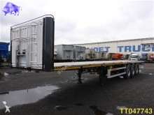 used Kässbohrer flatbed semi-trailer