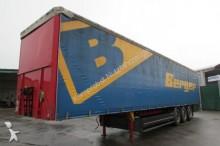 semi remorque Berger SAPL 24 LTN - Tautliner - Zertifikat Nr.: 420