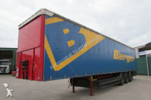 semi remorque Berger SAPL 24 LTN - Tautliner - Zertifikat Nr.: 048