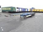 semi remorque porte containers Kögel occasion