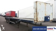 used Trouillet other semi-trailers