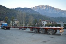 Cometto SA3LDASP25D semi-trailer