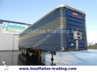 used General Trailers tarp semi-trailer