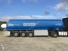 used Willig oil/fuel tanker semi-trailer