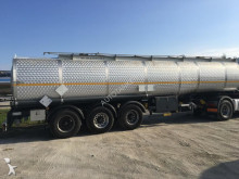 Acerbi oil/fuel tanker semi-trailer