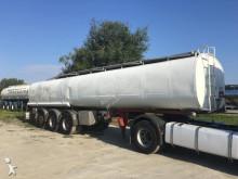 used OMT oil/fuel tanker semi-trailer