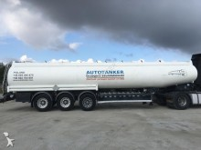 used Merceron oil/fuel tanker semi-trailer