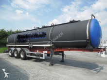 Acerbi 28000L,ABS,BPW,AIR SUSPENSION semi-trailer