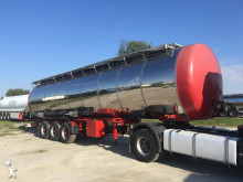 used Schwarzmüller food tanker semi-trailer