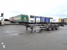 used Pacton container semi-trailer