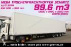 semirremolque furgón Schmitz Cargobull usado