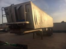 used Schmidt benne TP semi-trailer