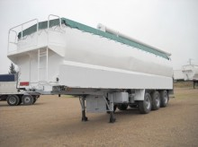 used Leciñena food tanker semi-trailer