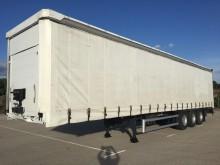 used Lecitrailer sliding tarp system tarp semi-trailer