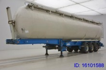 used Benalu tanker semi-trailer