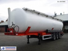 semirremolque Feldbinder Bulk tank alu 63 m3 / 1 comp (tipping)