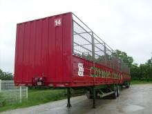 used Trailor tarp semi-trailer
