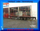 semirimorchio piattaforma cassone fisso Schmitz Cargobull usato