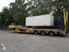 semirimorchio trasporto macchinari Faymonville usato