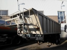 Granalu tipper semi-trailer