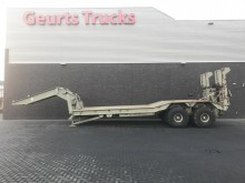 used Trabosa heavy equipment transport semi-trailer
