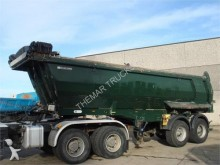 used Meiller tipper semi-trailer