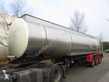 used Fruehauf tanker semi-trailer