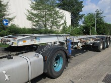used Pacton chassis semi-trailer