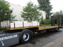 used Pacton heavy equipment transport semi-trailer