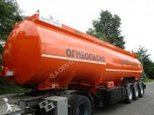 semi remorque citerne hydrocarbures occasion