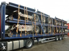 semi remorque rideaux coulissants (plsc) Van Hool