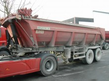 used Metaco tipper semi-trailer