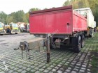 used Kempf tipper semi-trailer